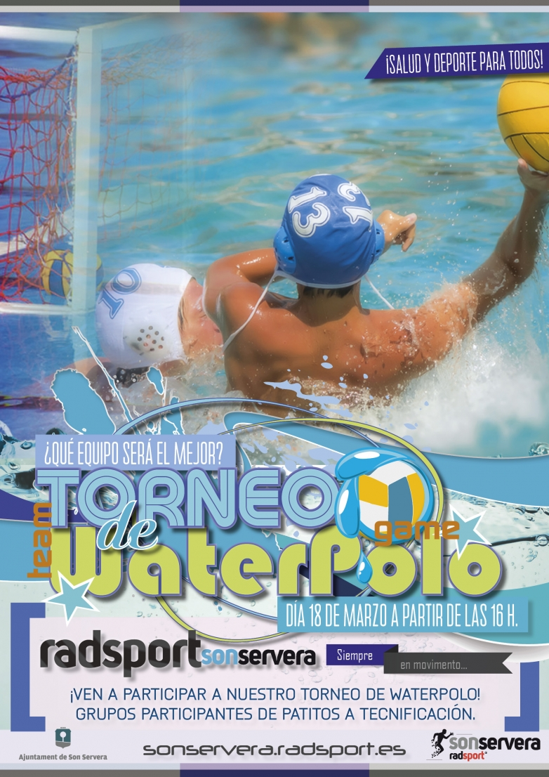 Torneo Waterpolo Radsport Son Servera