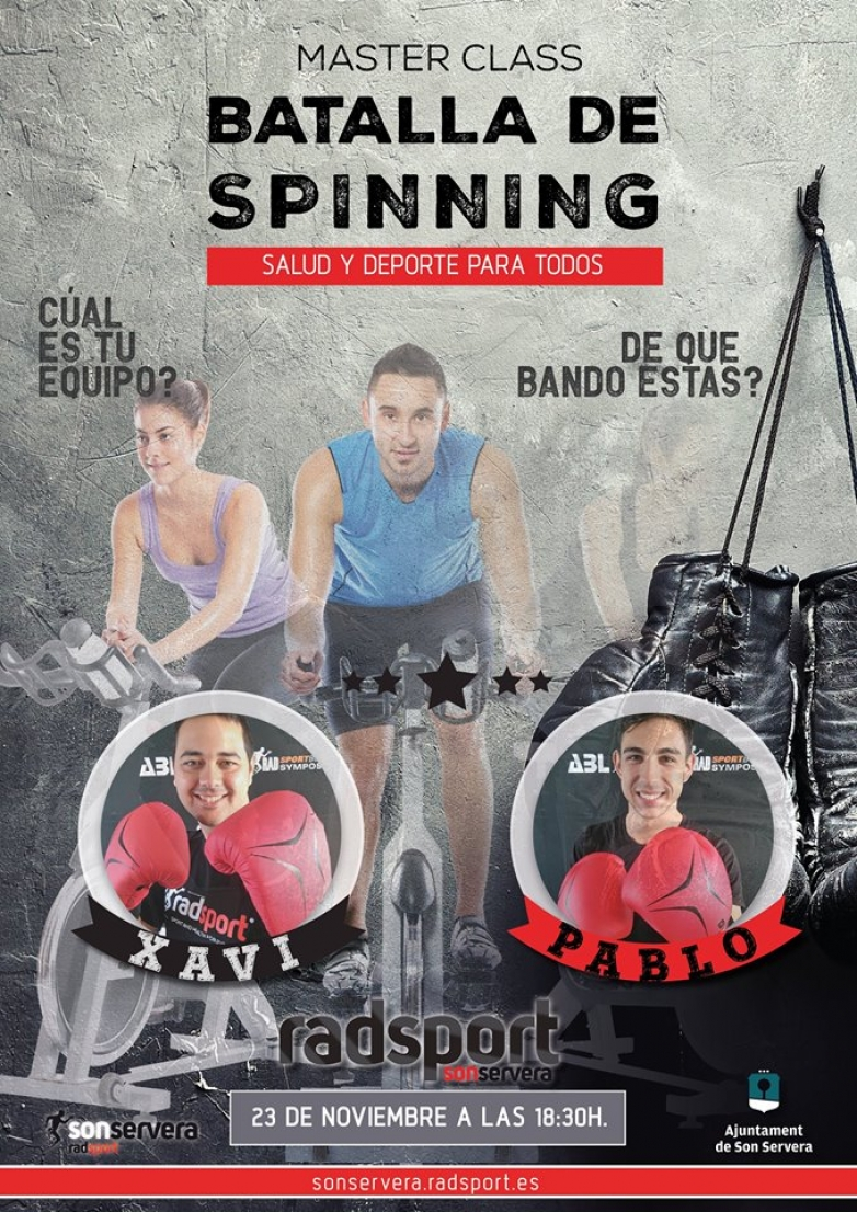 Batalla Spinning Radsport