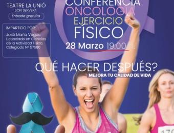 Jornadas Oncológicas y de actividad física