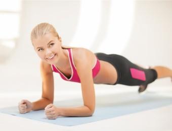 Plancha, ejercicio abdominal descubre para que sirve